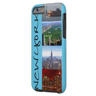 Capa Tough Para iPhone 6 design da caixa da maçã iPhone-7 da Nova Iorque
