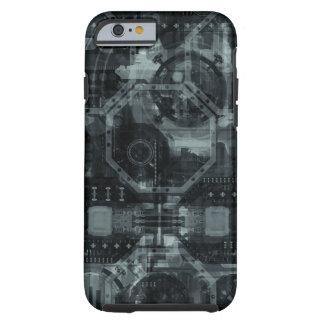 Capa Tough Para iPhone 6 Design de Mechyen