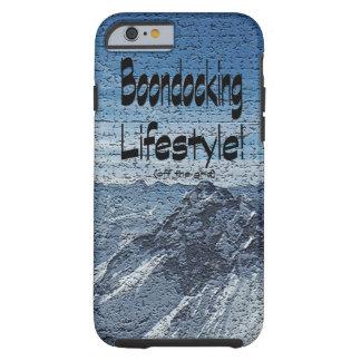 Capa Tough Para iPhone 6 Design do estilo de vida de Boondocking