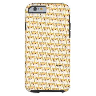 Capa Tough Para iPhone 6 DOGE BONITO Meme Shibe Inu wow… tão muitos