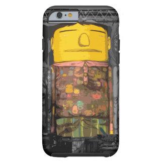 Capa Tough Para iPhone 6 exemplo de ilha de Granville do iPhone (4,5,6,7,8)
