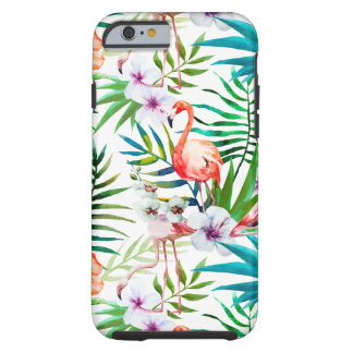 Capa Tough Para iPhone 6 Exemplo resistente tropical de Apple Iphone 6/6s