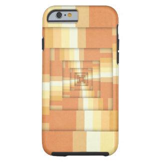 Capa Tough Para iPhone 6 Fatias de laranja