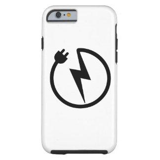 Capa Tough Para iPhone 6 Fio do eletricista