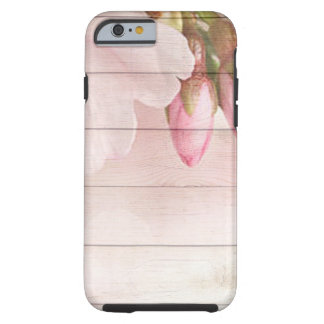 Capa Tough Para iPhone 6 Flor de cerejeira