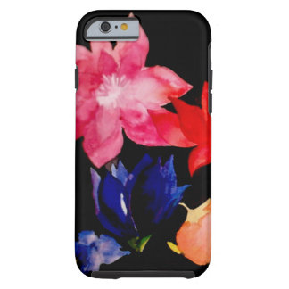 CAPA TOUGH PARA iPhone 6 FLORAL