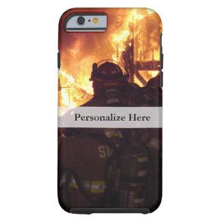 Capa Tough Para iPhone 6 Fogo de combate ao fogo da estrutura