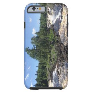Capa Tough Para iPhone 6 Fotografia da região selvagem
