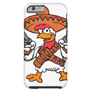 Capa Tough Para iPhone 6 Galo mexicano