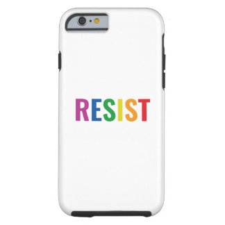 Capa Tough Para iPhone 6 Glbt resiste