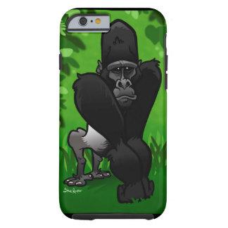 Capa Tough Para iPhone 6 Gorila do Silverback