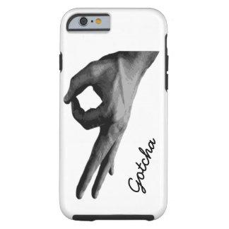 Capa Tough Para iPhone 6 Gotcha