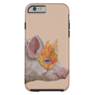 Capa Tough Para iPhone 6 Helga o exemplo resistente mascarado do iPhone 6