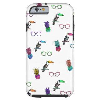 Capa Tough Para iPhone 6 Impressão tropical (capa de telefone)