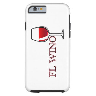 Capa Tough Para iPhone 6 iPhone 6/6Plus do Wino de FL