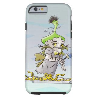 Capa Tough Para iPhone 6 iPhone 6/6s da MANTEIGA de FRANKY resistente