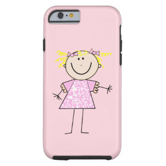 Capa Tough Para iPhone 6 iPHONE 6 da MENINA MAL LÁ