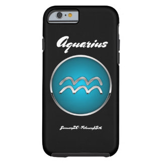 Capa Tough Para iPhone 6 iPHONE 6 do AQUÁRIO MAL LÁ