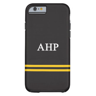 Capa Tough Para iPhone 6 Listra alfa do esporte do ró | de Eta
