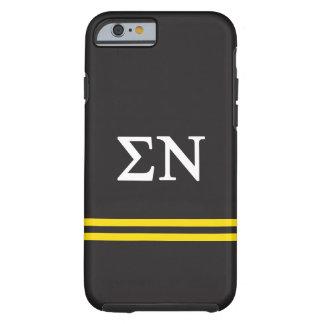 Capa Tough Para iPhone 6 Listra do esporte do NU | do Sigma