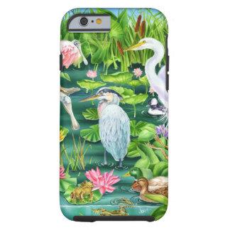 Capa Tough Para iPhone 6 Maravilhas dos pantanais