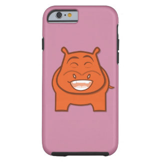 Capa Tough Para iPhone 6 Mascote Expressively brincalhão do bondswell de