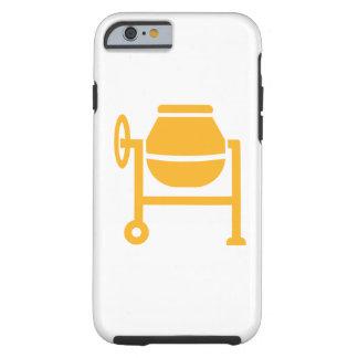 Capa Tough Para iPhone 6 Misturador de cimento
