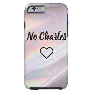 Capa Tough Para iPhone 6 Nenhum Charles IPhone 6 e caso 6s