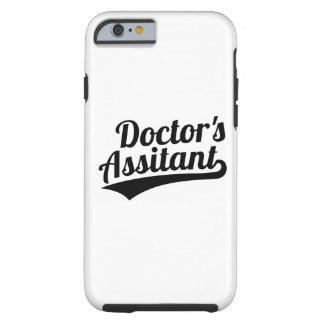 Capa Tough Para iPhone 6 O assistente do doutor