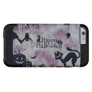 Capa Tough Para iPhone 6 O Dia das Bruxas feliz