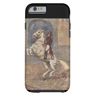 Capa Tough Para iPhone 6 O iPhone do garanhão de Lipizzan, iPad, Samsung