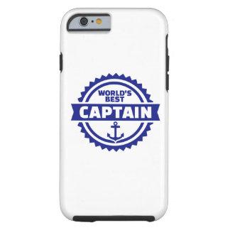 Capa Tough Para iPhone 6 O melhor capitão do mundo