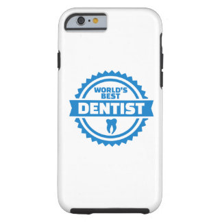 Capa Tough Para iPhone 6 O melhor dentista do mundo