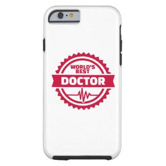 Capa Tough Para iPhone 6 O melhor doutor do mundo
