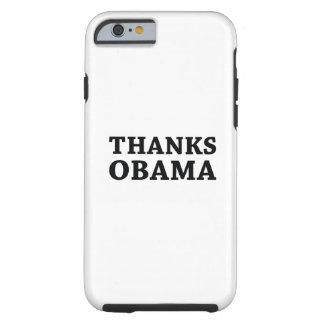 Capa Tough Para iPhone 6 Obrigados Obama