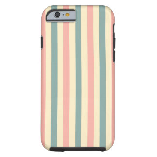 Capa Tough Para iPhone 6 Olhar retro