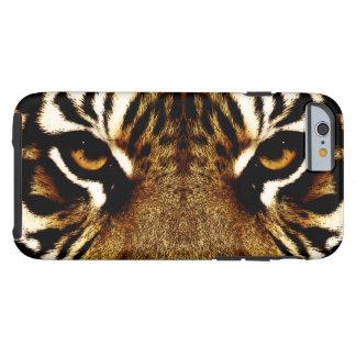 Capa Tough Para iPhone 6 Olhos de um tigre