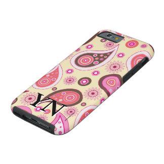 Capa Tough Para iPhone 6 Paisley