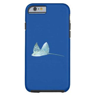 Capa Tough Para iPhone 6 Peixes geométricos