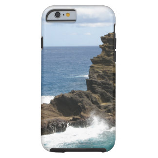 Capa Tough Para iPhone 6 Penhasco havaiano