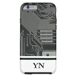 Capa Tough Para iPhone 6 Placa de Circuito Impresso