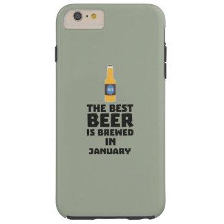 Capa Tough Para iPhone 6 Plus A melhor cerveja é em maio Z96o7 fabricado cerveja