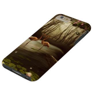 Capa Tough Para iPhone 6 Plus Caso positivo do iPhone 6 resistentes mágicos dos