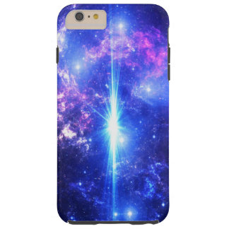 Capa Tough Para iPhone 6 Plus Céus iridescentes