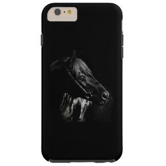 Capa Tough Para iPhone 6 Plus coleção do cavalo