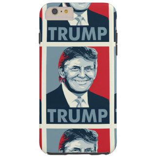 Capa Tough Para iPhone 6 Plus Donald Trump