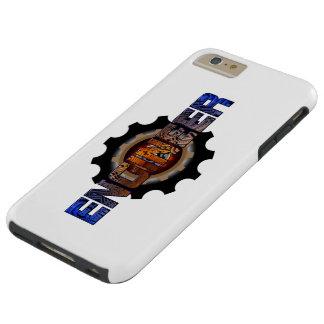 Capa Tough Para iPhone 6 Plus Engenheiro