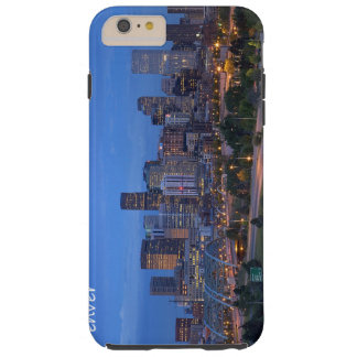 Capa Tough Para iPhone 6 Plus Exemplo de Denver Iphone 6