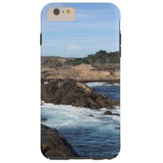 Capa Tough Para iPhone 6 Plus Exemplo do oceano de Iphone6/6s
