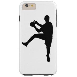 Capa Tough Para iPhone 6 Plus Handball